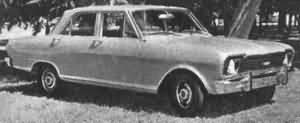 Chevrolet 400 y sus caracteristicas
