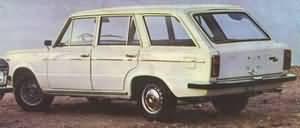Fiat 125: Modelos y Características