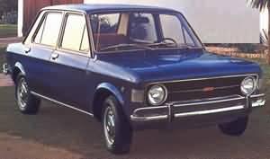 Historia y Datos Fiat 128