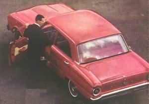 Falcon STD 1965