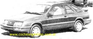 Ford Sierra: Modelos y Caracteristicas