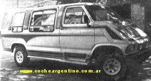 Automoviles diseñados en la Argentina, Documento Historico