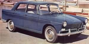 La Peugeot 404 argentine produite pendant 20 ans