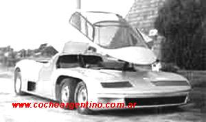 Donatini MB8 (ocho ruedas argentina)