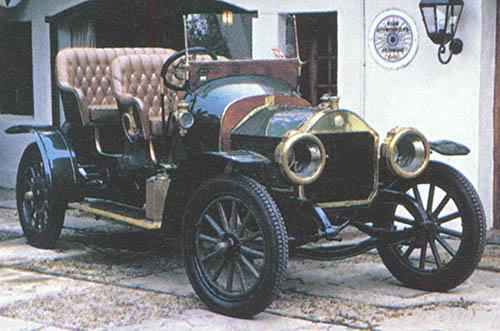 Resultado de imagen para primer automovíl de anasagasti